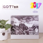 Preorder ปฎิทิน 2017 GOT7 TL143
