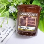Yankee Candle / Samplers Votives 1.75 oz. (Chocolate Layer Cake)