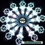 แท่งไฟ EXO ระบุเมมเบอร์ YGB0