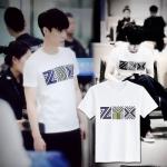Preorder เสื้อยืด EXO sehun TXU883