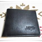 กระเป๋าสตางค์ Levis หนังสีดำ ทนสุดๆ L005