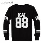 เสื้อแขนยาว Exo 2014 Kai