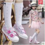 รองเท้าเด็ก *กรุณาระบุความยาวเท้าเด็กที่หมายเหตุ*ตอนสั่งซื้อ-มีไซต์สั่งได้ 19-37