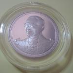 ตลับอะคริลิคใส่เหรียญกษาปณ์ + ไส้บังคับเหรียญอะคริลิค