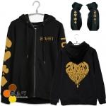 เสื้อกันหนาว 2Ne1 [gold]