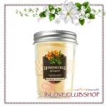 Bath & Body Works / Mason Jar Candle 6 oz. (Honeysuckle Bouquet)