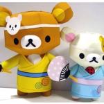 ชุดหมีคุมะ 2