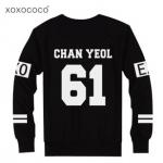 เสื้อแขนยาว Exo 2014 Chanyeol