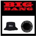 พร้อมส่ง หมวกบัคเก็ต BIGBANG BANG BANG BANG PYM215