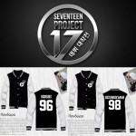 Preorder เสื้อเบสบอล Seventeen17