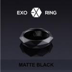 Preorder แหวนEXO RING MATTLE BLACK