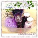 Bath & Body Works / Splish Splash Gift Set (Dark Kiss) *