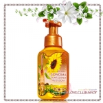 Bath & Body Works / Gentle Foaming Hand Soap 259 ml. (Sonoma Sunflower Blossom)
