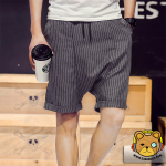 กางเกงผู้ชาย   กางเกงแฟชั่นผู้ชาย กางเกงขาสั้น แฟชั่นฮ่องกง