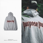 Preorder เสื้อฮู๊ด PURPOSE TOUR Bieber OVERSIZE