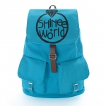 กระเป๋าเป้ SHINEE แบบผ้า