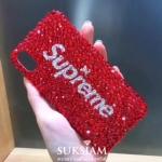 Case iPhoneX iPhone10 Supreme อลังการเคสไอโฟน10ที่ดีที่สุด