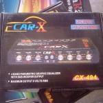PRE CAR X CX-44
