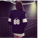 เสื้อกันหนาว Exo Kai มีซิป