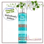 Bath & Body Works / Fragrance Mist 236 ml. (Live Fresh - Seaside Breeze) *Limited Edition