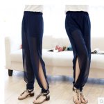 กางเกงสาวอ้วนพลัสไซต์ L-3XL