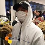 Preorder เสื้อหนาวหนา BIGBANG GD