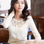 เสื้อผ้าเกาหลี S M L XL XXL