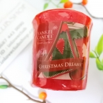 Yankee Candle / Samplers Votives 1.75 oz. (Christmas Dreams)