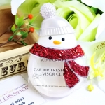 Bath & Body Works - Slatkin & Co / Scentportable Holder (Sparkle Snowman)