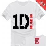 Preorder เสื้อ one direction 1D 02