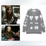 Preorder เสื้อยืด snsd Tiffany The TaeTiSeo