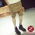 กางเกงผู้ชาย   กางเกงแฟชั่นผู้ชาย กางเกงลำลอง ขาสั้น แฟชั่นเกาหลี