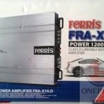 AMP CLASS D FERRIS FRA-X10.D
