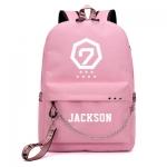 กระเป๋าเป้สะพายหลัง GOT7 -USB [jackson]