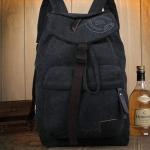 กระเป๋าเป้ สะพายหลัง กระเป๋าสะพายหลัง ผ้าแคนวาส อย่างดี ออกแบบเป็นทรงถุง มีที่ปิด ดีไซน์สวย ใช้ได้ทั้ง ผู้หญิง และ ผู้ชาย สีดำ 389296
