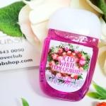 Bath & Body Works / PocketBac Sanitizing Hand Gel 29 ml. (Iced White Pomegranate )