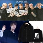 Preorder เสื้อกันหนาว BTS บีทีเอสบังทันบอยส์ 2017 WINGS [ปลีก/ส่ง]