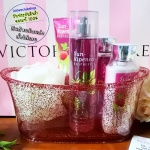 Bath & Body Works / Splish Splash Gift Set (Sun-Ripened Raspberry) ***Flashback Fragrance