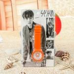 พร้อมส่ง นาฬิกา EXO Sehun [Orange]