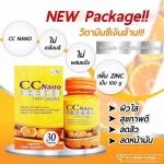 CC Nano Vitamin C & Zinc 1,000mg.