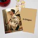 Preorder สมุด Bigbang GD