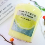 Yankee Candle / Samplers Votives 1.75 oz. (Citrus Water)