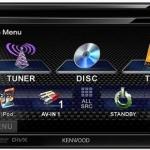 DVD 2DIN KENWOOD DDX-3035