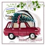 Bath & Body Works - Slatkin & Co / Scentportable Holder (Christmas Road Trip)