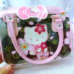 กระเป๋าคิตตี้ Hello Kitty Lucky Bag ทรงหิ้วใบเล็ก