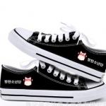 Preorder รองเท้าผ้าใบ btsDFBX036