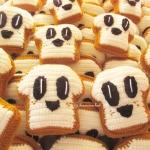 ตุ๊กตาขนมปัง bread dolls crochet