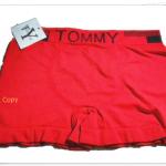 กางเกงในชาย บ๊อกเซอร์ Tommy สีแดง A005