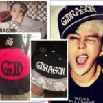 หมวก BIGBANG GD