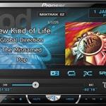 DVD 2DIN PIONEER AVH-5650BT